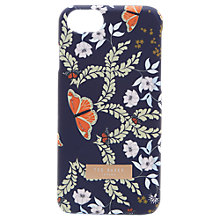 Buy Ted Baker Rakisha Kyoto Gardens iPhone Case, Blue/Multi Online at johnlewis.com