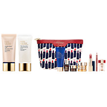 Buy Estée Lauder Double Wear Light Stay-In-Place Makeup, 1.0 and Primer with Gift Online at johnlewis.com