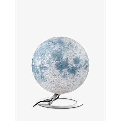 Product photo of National geographic the moon globe white 30cm