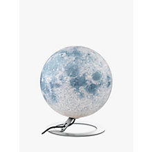 Buy National Geographic The Moon Globe, White, 30cm Online at johnlewis.com