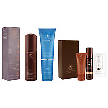 Buy Vita Liberata pHenomenal 2-3 Week Tan Mousse, Medium and Super Fine Skin Polish with Gift Online at johnlewis.com