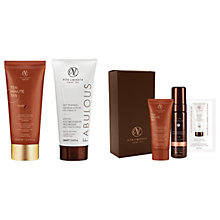 Buy Vita Liberata Ten Minute Tan and Fabulous Self Tanning Gradual Lotion with Gift Online at johnlewis.com