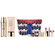 Buy Estée Lauder Double Wear Light Stay-In-Place Makeup, 3.5 and Wakeup Balm with Gift Online at johnlewis.com