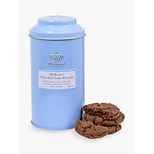 Buy Whittard All Buter Chocolate Cake Biscuits, 150g Online at johnlewis.com