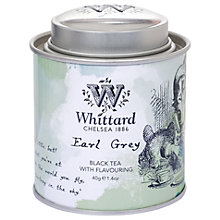 Buy Whittard Alice Earl Grey Tea Caddy, 40g Online at johnlewis.com