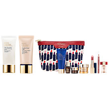 Buy Estée Lauder Double Wear Light Stay-In-Place Makeup, 5.0 and Primer with Gift Online at johnlewis.com