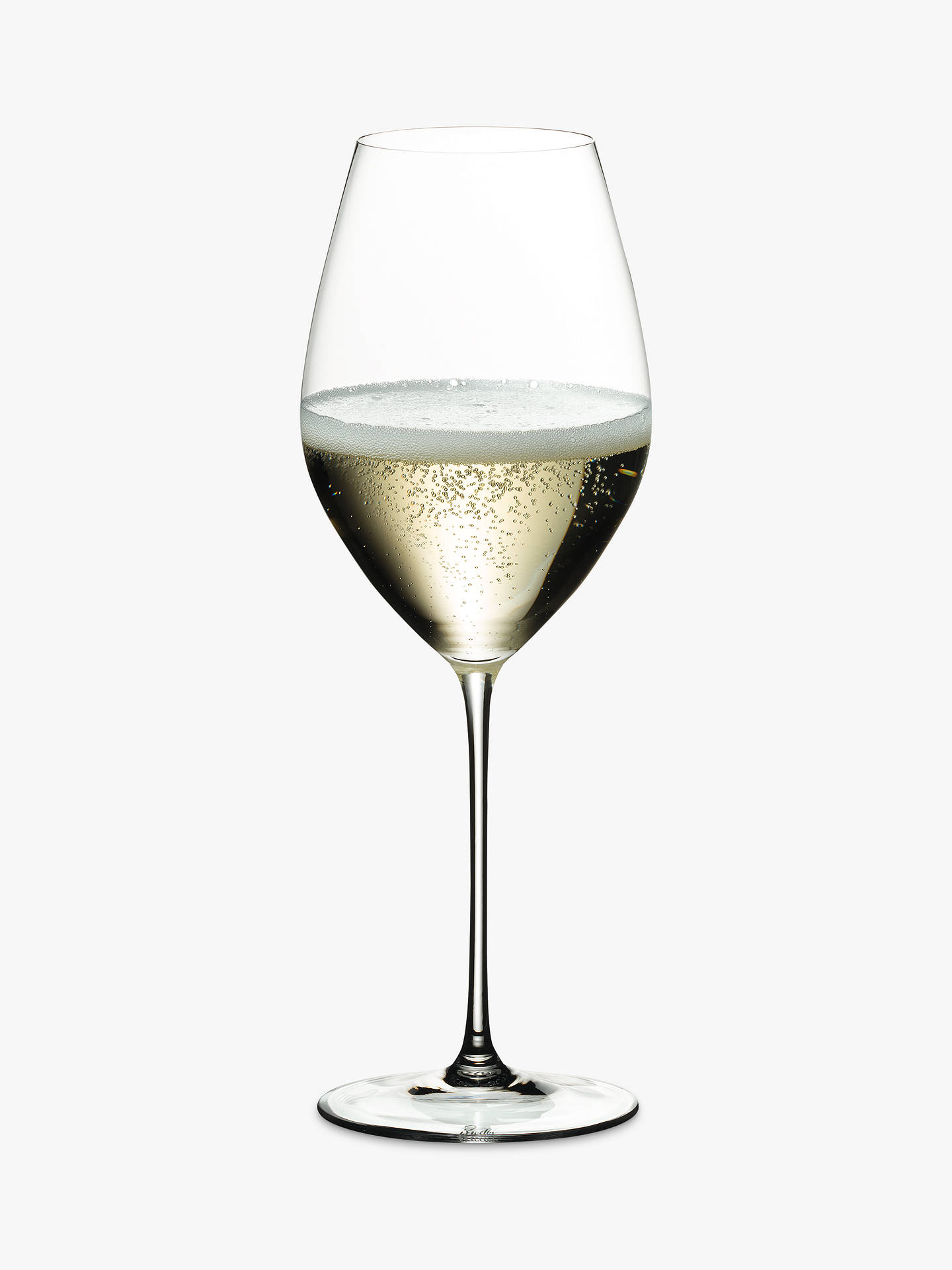 BuyRiedel Veritas Champagne and Sparkling Wine Crystal Glass, Clear, 690ml  Online at johnlewis. 5bec4c53dc2