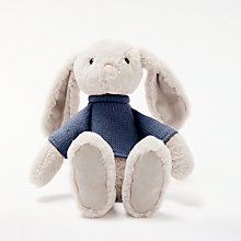 Buy John Lewis Bunny In A Jumper Soft Toy Online at johnlewis.com