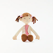 Buy John Lewis Olivia Ragdoll Online at johnlewis.com
