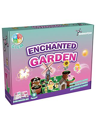 Science4you Enchanted Garden Kit