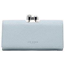Buy Ted Baker Marta Leather Matinee Purse Online at johnlewis.com