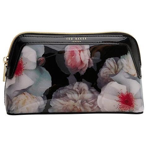1358e1cddbe2 ... Buy Ted Baker Chelsea Grey Milless Makeup Bag Online at johnlewis.com  ...