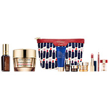 Buy Estée Lauder Revitalizing Supreme+ Creme and Night Repair Eye Serum with Gift Online at johnlewis.com