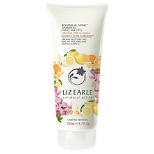 Buy Liz Earle Limited Edition Botanical Shine™ Shampoo, 200ml Online at johnlewis.com