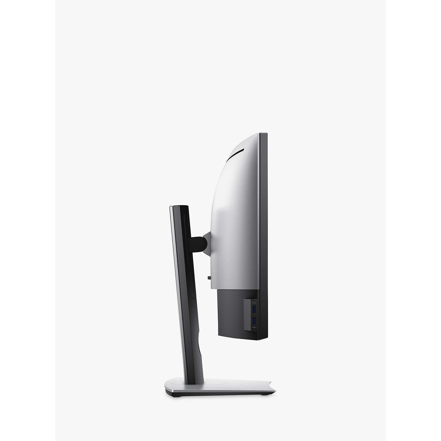 "BuyDell UltraSharp U3417W Curved Monitor, 34"", Black Online at johnlewis.com"