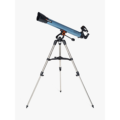 Celestron Inspire 80AZ Refractor Telescope with Smart Phone Adapter Review thumbnail