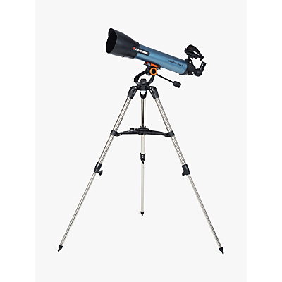 Celestron Inspire 100AZ Refractor Telescope with Smart Phone Adapter Review thumbnail