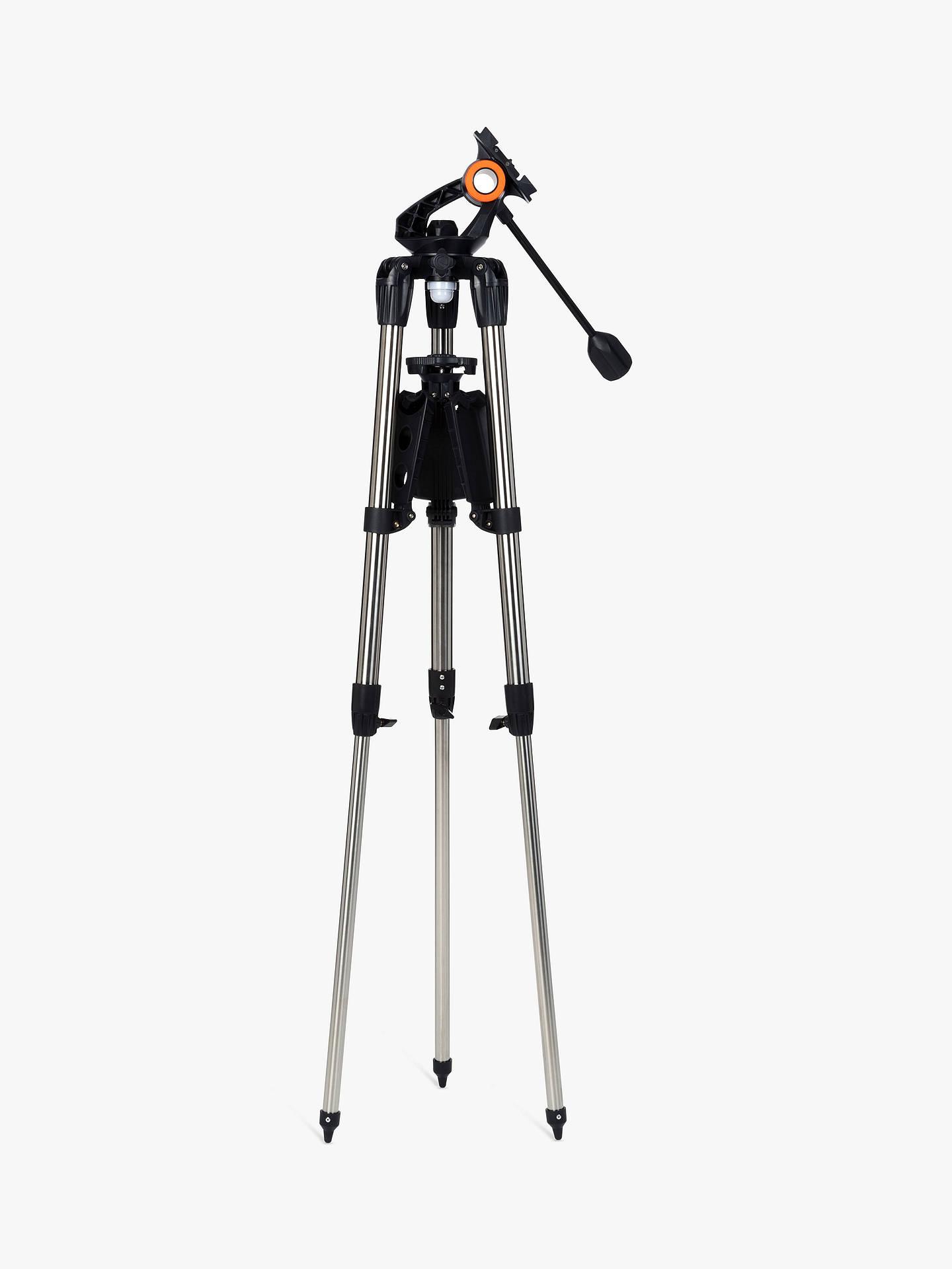 Celestron Inspire 100AZ Refractor Telescope with Smart Phone Adapter