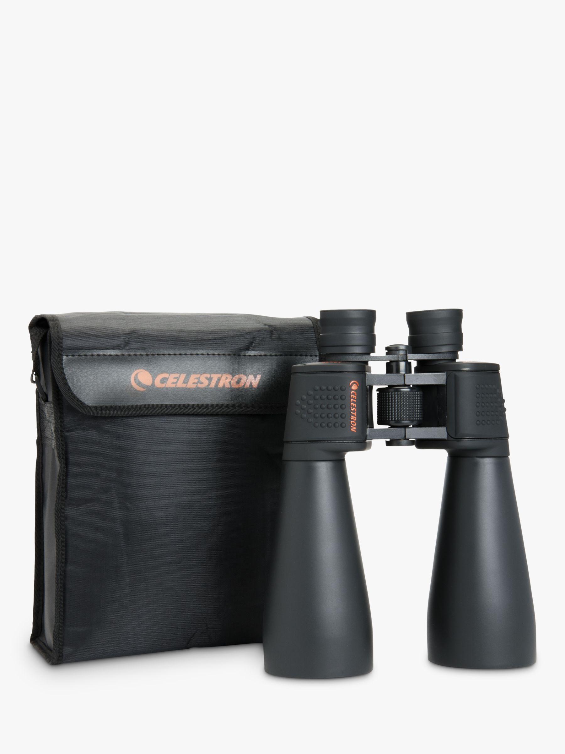 Celestron Skymaster Binoculars, 15 x 70, Black