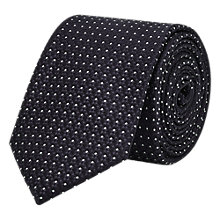 Buy Reiss Ishia Dotted Woven Silk Tie Online at johnlewis.com