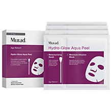 Buy Murad Age Reform Hydro-Glow Aqua Peel Mask Online at johnlewis.com