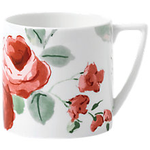 Buy Wedgwood Jasper Conran Floral Mini Mug, 290ml Online at johnlewis.com
