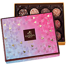 Buy Godiva Truffle Delights Limited Edition Assortment, Box of 12, 195g Online at johnlewis.com