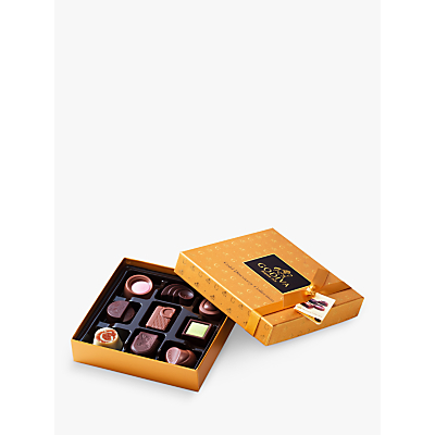 Image of Godiva Gold Discovery Chocolate Collection, Box of 9, 95g