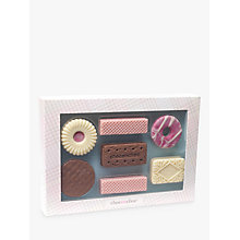 Buy Choc on Choc All Chocolate Biscuit Selection, 130g Online at johnlewis.com