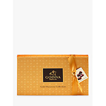 Buy Godiva Gold Discovery Collection, Box of 28, 200g Online at johnlewis.com
