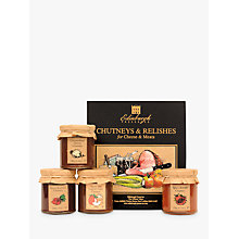 Buy Edinburgh Preserves Chutneys & Relishes For Cheese and Meats, 700g Online at johnlewis.com