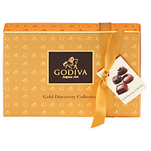 Buy Godiva Gold Discovery Chocolate Collection, Box of 6, 65g Online at johnlewis.com