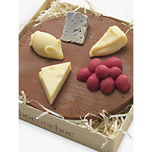 Buy Choc on Choc Chocolate Cheese Board, 280g Online at johnlewis.com