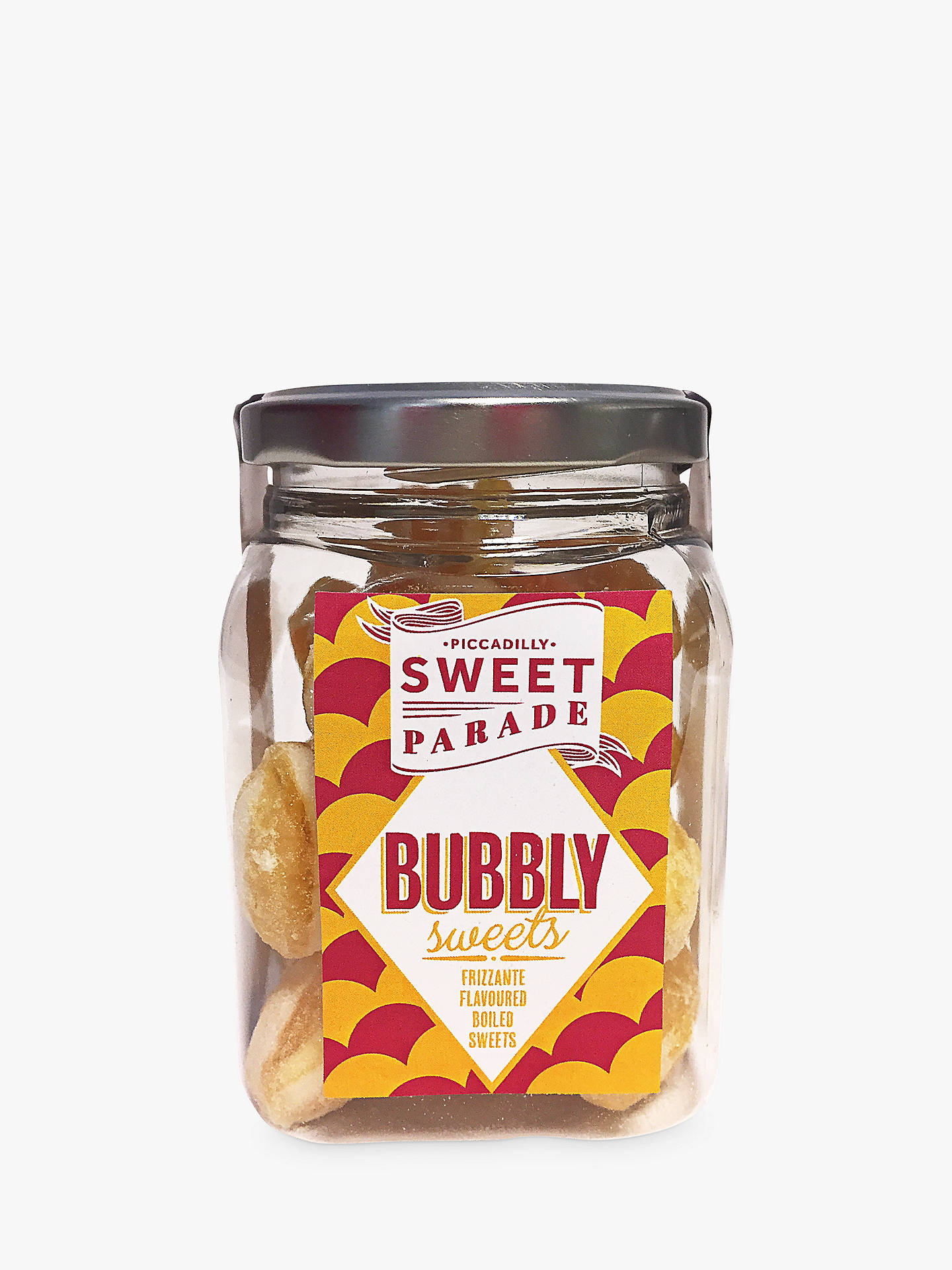 Buy Piccadilly Sweet Parade Frizzante Flavoured Hard Boiled Sweets, 200g Online at johnlewis.com