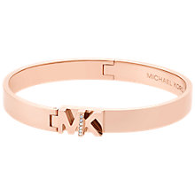 Buy Michael Kors Iconic Bangle Online at johnlewis.com
