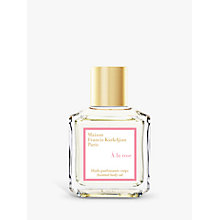 Buy Maison Francis Kurkdjian Amyris Pour Femme Body Oil, 70ml Online at johnlewis.com