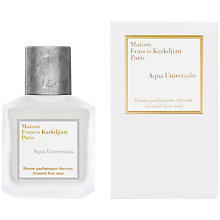 Buy Maison Francis Kurkdjian Aqua Universalis Scented Hair Mist, 70ml Online at johnlewis.com