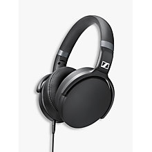 Buy Sennheiser HD 4.30G Over-Ear Headphones with Inline Microphone & Remote for Android Devices Online at johnlewis.com