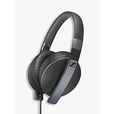 Image of Sennheiser HD 4.20s Over-Ear Headphones with Inline Microphone & Remote, Black