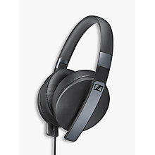 Buy Sennheiser HD 4.20s Over-Ear Headphones with Inline Microphone & Remote, Black Online at johnlewis.com