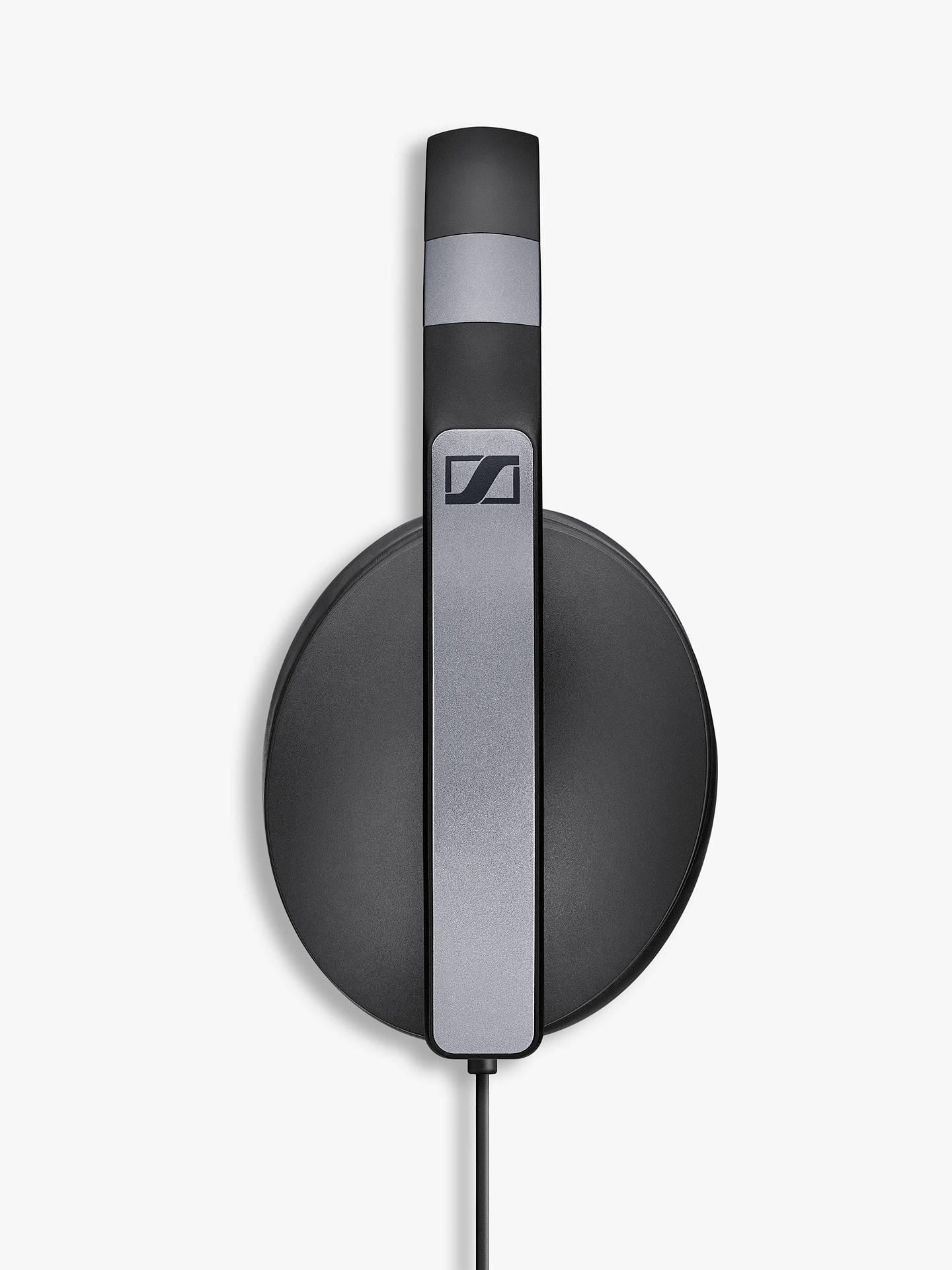 BuySennheiser HD 4.20s Over-Ear Headphones with Inline Microphone & Remote, Black Online at johnlewis.com