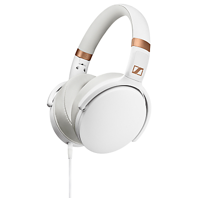 Image of Sennheiser HD 4.30G Over-Ear Headphones with Inline Microphone & Remote for Android Devices
