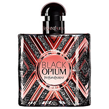 Buy Yves Saint Laurent Black Opium Pure Illusion Limited Edition Eau de Parfum Online at johnlewis.com