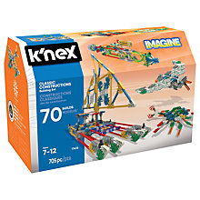 Buy K'Nex 17435 Classic Constructions Building Set Online at johnlewis.com