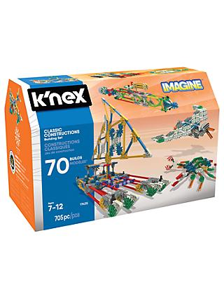 K'Nex 17435 Classic Constructions Building Set