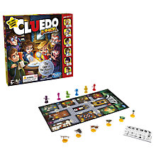 Buy Hasbro Cluedo Junior Online at johnlewis.com