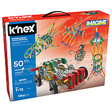 Buy K'Nex 23012 Power & Play Building Set Online at johnlewis.com