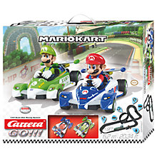 Buy Carrera Go!!! Mario Kart Racing Set Online at johnlewis.com