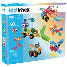 Buy Kid K'Nex Oodles Of Pals Building Set Online at johnlewis.com