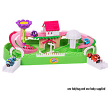 Buy Little Live Pets Lil Ladybug Garden Playset Online at johnlewis.com